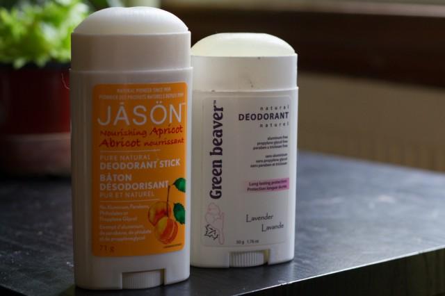 Déodorants - Abricots et lavande