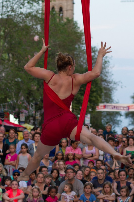 St-Denis Complètement Cirque - 2014