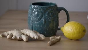 Rhume101 - citron, gingembre et curcuma
