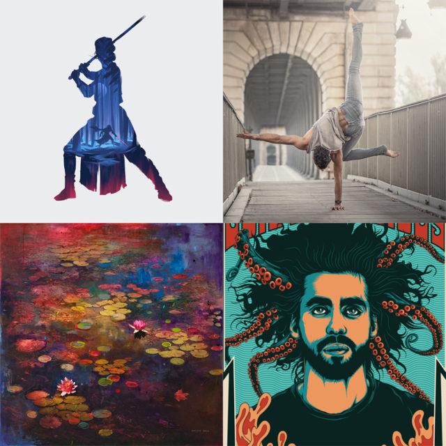 Inspirations - Mars 2017