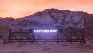 Everything Now, par Arcade Fire